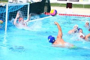 Polloni marca contra Croácia - Riccione 2012