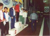 Pela ordem de classificação na prova: 1 Alexandre Hermeto, 2 Newton Kaminski, 3 Renato Ramalho, 4 Vicente Pinho de Melo, 5 Edson Terra, 6 Luiz Alfredo Mader, 7 Renato Cordani e 8 Alexandre Mota.