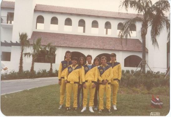 Mission Bay, FL Fev 1987