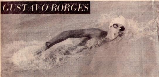 Gustavo Borges (1989) em foto de Ewerton Domingues.