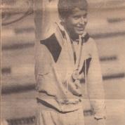 Prado, 17, campeão mundial com recorde. Só a Aquatica estava lá.