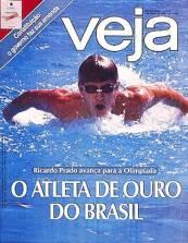 Capa da Veja em abril 1984 - thanks to Lelo.