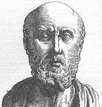 Esta é uma foto do Cordani, tratada para ele parecer Hipócrates