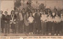1987 - Foto de reportagem publicada na Gazeta do Povo