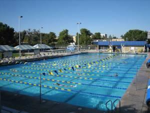 Parque aquático de Bakersfield.