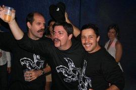 Concurso de karaoke: vencedor = Renato.