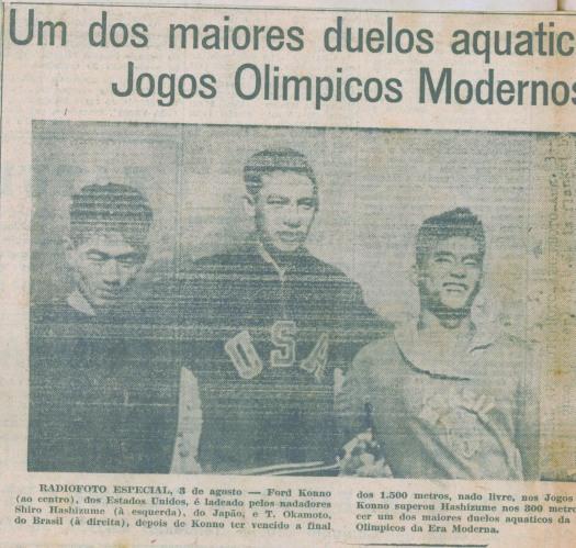 Gazeta Esportiva 03 Agosto 1952