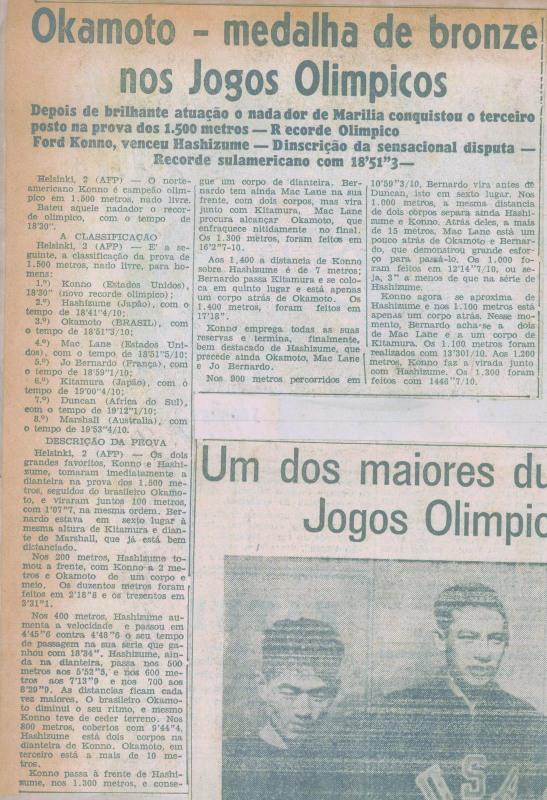 Reportagem 03 Agosto 1952