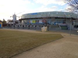 """Rod Laver Arena, onde o Cielo virou """"gente grande"""" em 2007"""