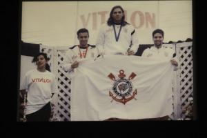 Saldanha 200 peito Paulista - Lelo, R.Munhoz e F. Munhoz (Agildo)