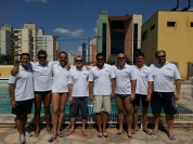 Equipe PEBA 2 com Barros, sem Lelo