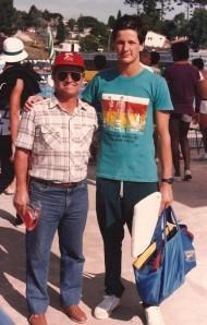 Reencontro com Glauco em dezembro de 1985, dois JDs depois.