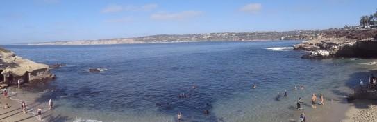 La Cove, o paraíso das águas abertas.