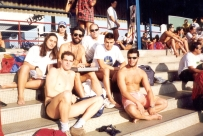 Equipe do CPM no Finkel de 1995.