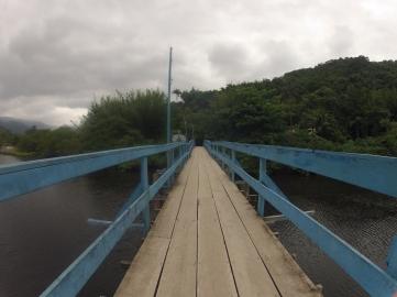 Ponte sobre o Rio Sahy