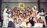 Equipe do ECP no Finkel de 1989..