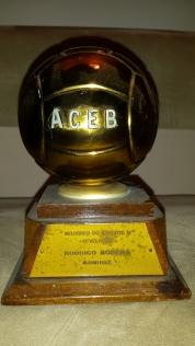 Meu Trofeu de Futebol - ACEB Revelação 83