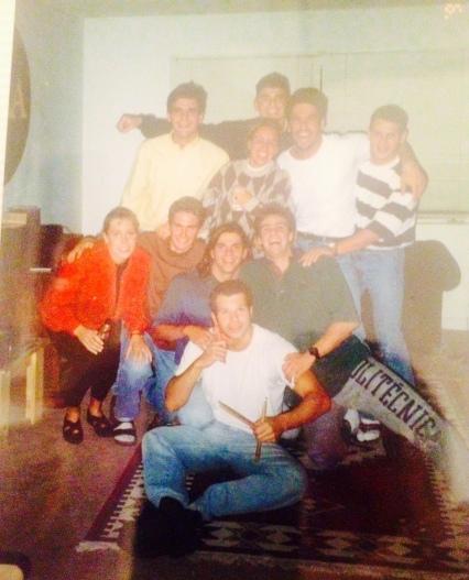 Na foto: Maria Anderson, Emmanuel Nascimento, Paula Marsiglia, Renato Ramalho, Eduardo Piccinini, Rodrigo Messias, eu, Eduardo Estefano e Cristiano Michelena