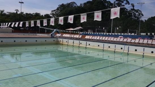 Esta piscina está meio vazia ou meio cheia?