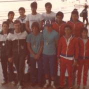 PR - Grackzyk, De Poli, eu e Gomão. RJ - Rebollal, Celidônio, Rosa e Herzenhaut. PA - André Pereira, Romero Lobo, Laércio Silva e ?