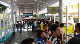 Estação do MOVE