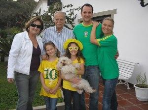 Brasil 3x1 Costa do Marfim - golaço do Luis Fabiano e quebraram o Elano - fez uma falta nas 4as.