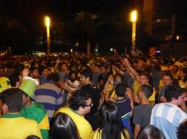 Savassi de noite: imagine se o Brasil tivesse ganho?