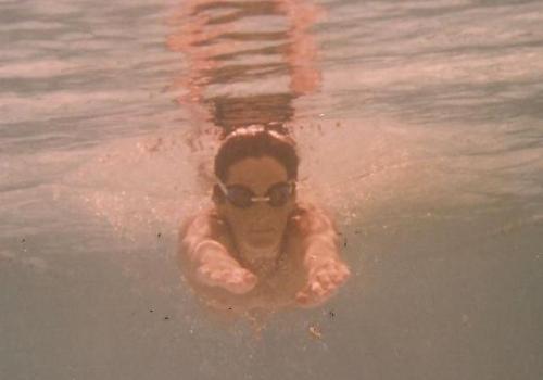 Evolução tecnológica: em 84 apareceu no CC a 1a câmera subaquática. A namorada do Marcelo Lopes havia trazido dos EUA e emprestou um dia para ele.