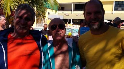O multi recordista Master Orselli com várias boas dicas de treino pro R