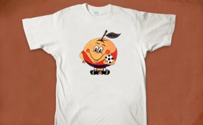 Camiseta proibidas no território nacional em 82