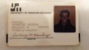 Com este ID, comia na cafeteria do Dorms... olha o sorriso de gordo feliz...