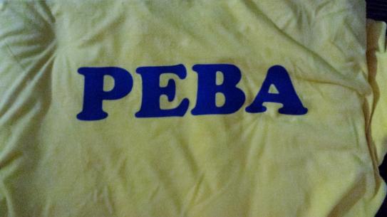 aqui somos Peba!