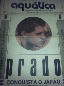 Capa da edição de agosto de 1985