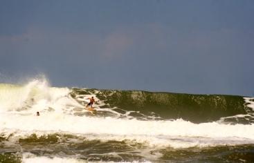 Surf no swell de sul