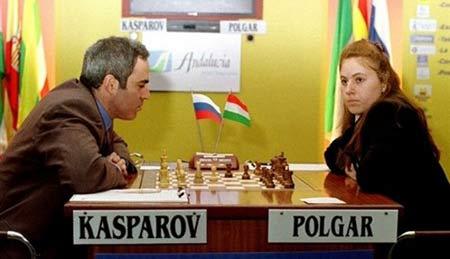 JuditvsKasparov
