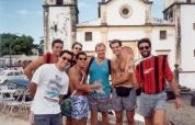 Competição Master Recife 1997: Ruy, Munhoz, LAM, Amendoim, Charlão, Renato e Pancho.
