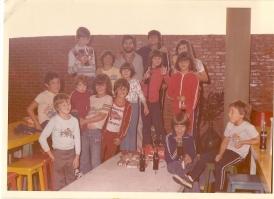 Paineiras década de 70
