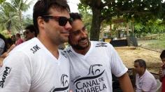 Patrick e Jeronimo - vindo direto de Rio Branco - Acre!
