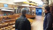 Interior do Clube