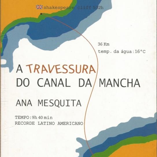 Capa do livro da Ana Mesquita.