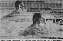 Fiolo e Chicão levaram o peito das décadas de 60 a 80.