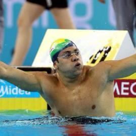 Felipe França: o nado de peito brasileiro no topo do mundo (em provas não olímpicas - ainda).