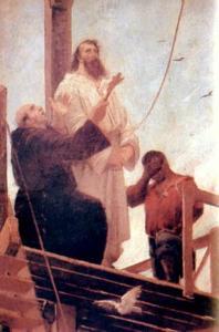 Martírio de Tiradentes, óleo sobre tela de Francisco Aurélio de Figueiredo e Melo (1854 — 1916