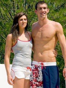 O feioso Phelps já pegou a sensacional Stephania Arroz!