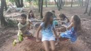 Crianças se dando bem