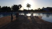 Por do sol em Bauru continua bacana