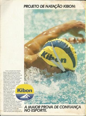 Propaganda da Kibon 1987.