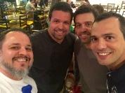 HH - Christian Fortinho, L. Rodrigo, Nico Mondelli, M. Piffer