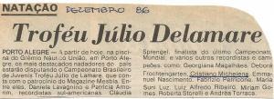 Gazeta do Povo - 18 de dezembro de 1986 (acervo da Família Michelena)