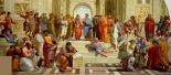 Escola de Atenas - R Sanzio